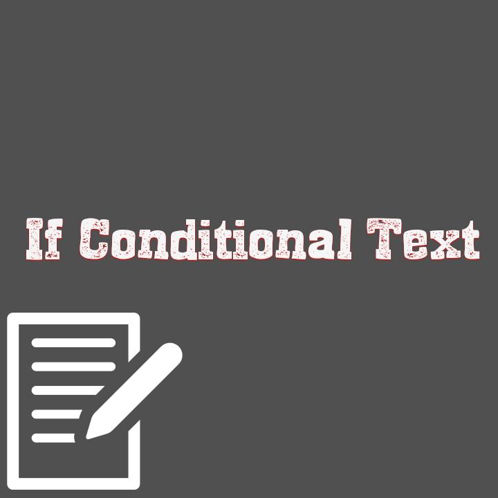 Pengertian dan Contoh If conditional Sentense tipe 1,2,3 beserta terjemahanya