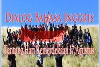 Dialog Bahasa Inggris tentang Hari Kemerdekaan 17 Agustus